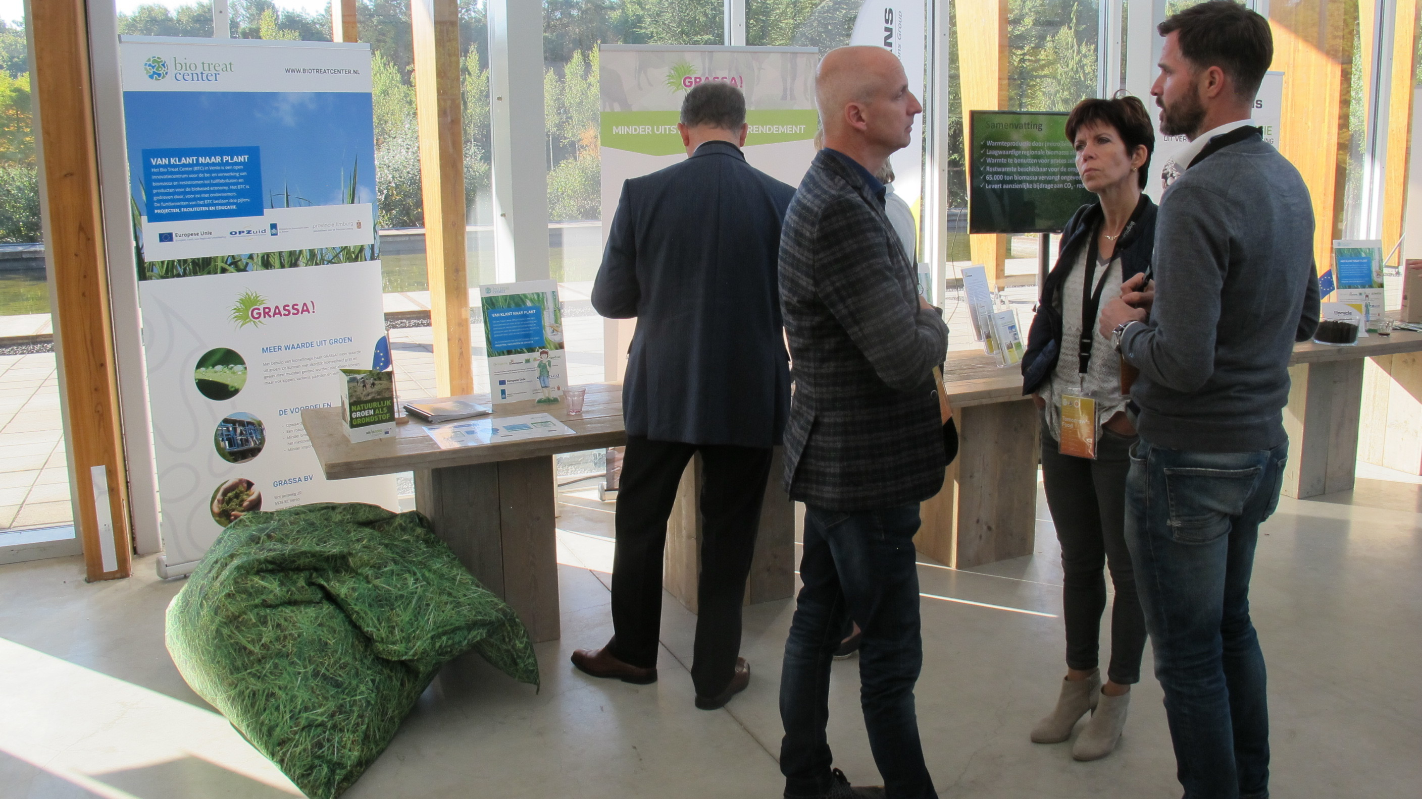Deelname Innovatieplein Dutch Agri Food Week