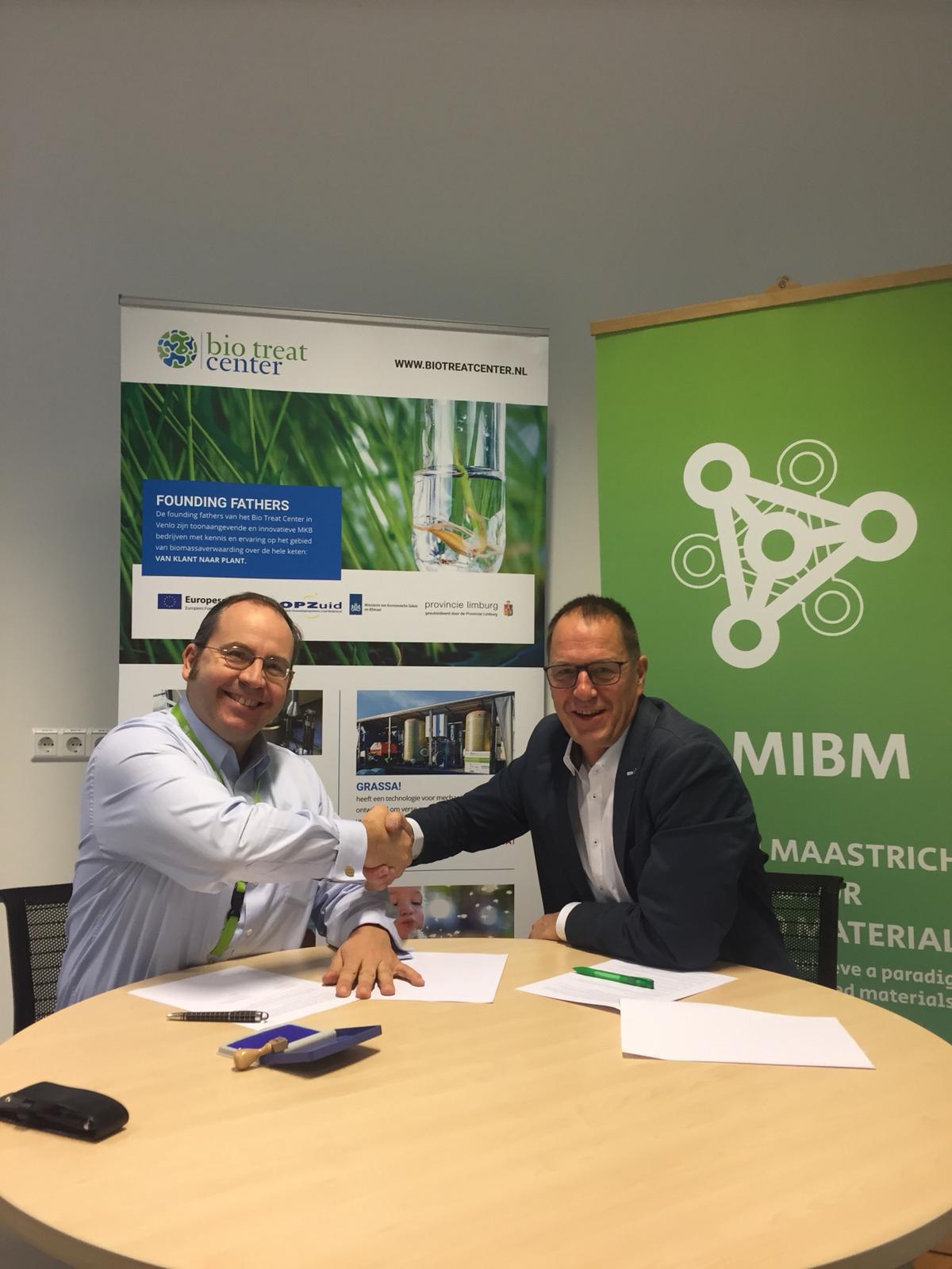 AMIBM tekent voor samenwerking met BTC